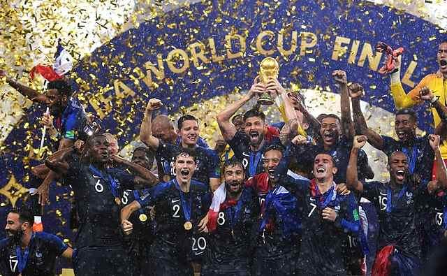 Kviz: svjetski fudbal