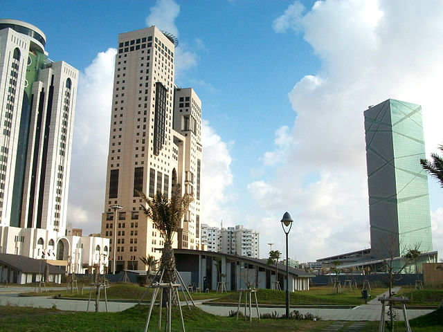 Kviz: Gradovi Afrike