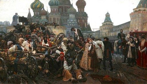 Kviz: Istorija Rusije