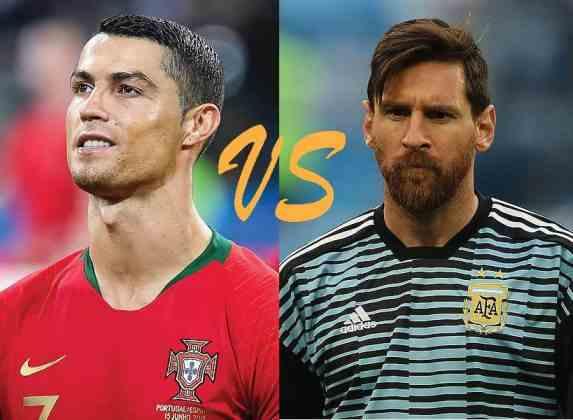 Kviz: Ronaldo Vs Mesi