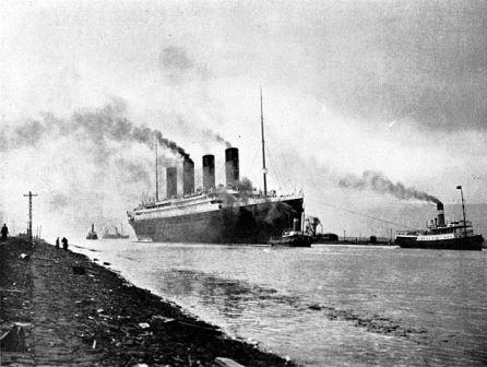 Kviz: Zanimljivo o Titaniku