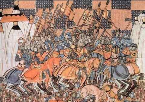 Kviz: Krstaški ratovi