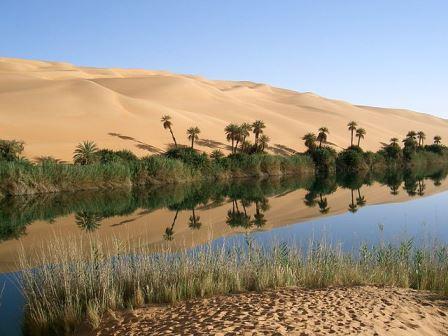 Kviz: Sahara