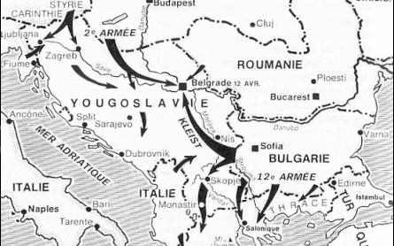 Aprilski rat i Kraljevina Jugoslavija